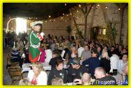 """Der """"Baron"""" beim Katerfrühstück 2008 Foto: T. Sienk"""